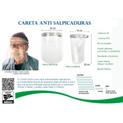 CARETA ANTISALPICADURA... 2
